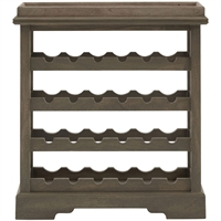Picture for category Aldhibah Furniture 12in Grey MDF Solid Wood Veneer