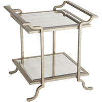 Picture for category Wilmington Tables 22in Iron Glass