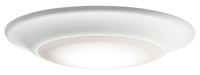 Picture for category Kichler Lighting 43878WHLED30 Recessed Lighting White Plastic Downlight Gen I