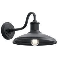 Picture for category Kichler Lighting 49980BKT Wall Sconces Textured Black Epmm Allenbury