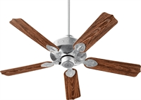 Picture for category World of Gold WG154496 Indoor Ceiling Fans Galanized Castor
