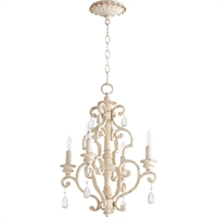 Picture for category World of Gold WG154883 Chandeliers Persian White Alzirr