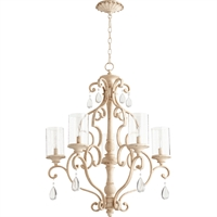 Picture for category World of Gold WG154885 Chandeliers Persian White Alzirr