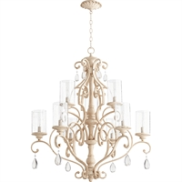 Picture for category World of Gold WG154887 Chandeliers Persian White Alzirr
