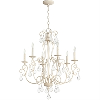 Picture for category World of Gold WG175071 Chandeliers Persian White Hamal