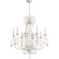 Picture for category World of Gold WG175073 Chandeliers Persian White Hamal