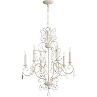 Picture for category World of Gold WG175113 Chandeliers Persian White Hamal