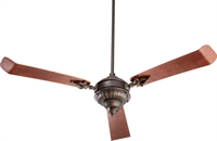 Picture for category World of Gold WG191284 Indoor Ceiling Fans Oiled Bronze Castor