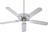 Picture for category World of Gold WG191552 Indoor Ceiling Fans Chrome Mirphak