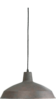 Picture for category Pendants 1 Light With Cobblestone Finish Medium Base Bulb Type 16 inch 150 Watts