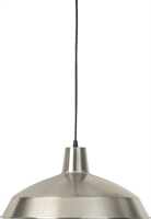Picture for category Pendants 1 Light With Satin Nickel Finish Medium Base Bulb Type 16 inch 150 Watts