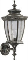 Picture for category Wall Sconces 1 Light With Baltic Granite Finish Medium Base Bulbs 10 inch 100 Watts