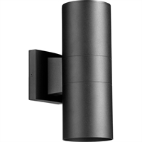 Picture for category Wall Sconces 2 Light With Noir Tones Finish Medium Base Bulb Type 4 inch 150 Watts