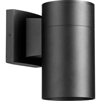Picture for category Wall Sconces 1 Light With Noir Tones Finish Medium Base Bulb Type 4 inch 75 Watts