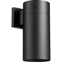 Picture for category Wall Sconces 1 Light With Noir Tones Finish Medium Base Bulb Type 6 inch 90 Watts