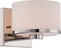 Picture for category Bathroom Vanity 1 Light With Polished Nickel Finished G9 Halogen 5 inch 40 Watts