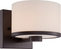 Picture for category Bathroom Vanity 1 Light With Venetian Bronze Finished G9 Halogen 5 inch 60 Watts