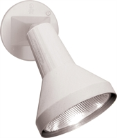 Picture for category Lighting Accessories 1 Light With White Finish Medium Base Bulbs 5 inch 150 Watts
