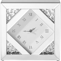 Picture for category Elegant Lighting MR9118 Clock Clear MDF Sparkle