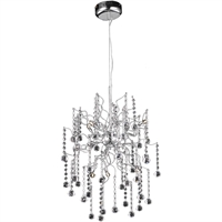Picture for category Elegant Lighting V2075D18C/RC Mini Chandeliers Chrome Astro