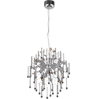 Picture for category Elegant Lighting V2075D24C/RC Mini Chandeliers Chrome Astro
