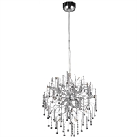 Picture for category Elegant Lighting V2075D28C/RC Mini Chandeliers Chrome Astro