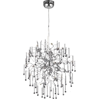 Picture for category Elegant Lighting V2075D33C/RC Mini Chandeliers Chrome Astro