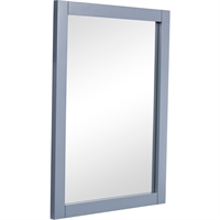 Picture for category Elegant Lighting VM12522GR Mirrors Grey MDF Park Aenue