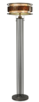 Picture for category Floor Lamps 3 Light With Jaa Bronze Finish Steel Medium Base Bulb 16 inch 300 Watts