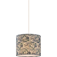 Picture for category Pendants 1 Light With Gloss White Finish Steel Medium Base Bulb 10 inch 60 Watts