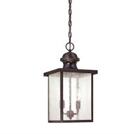 Picture for category Savoy House Lighting 5-603-13 Outdoor Pendant English Bronze Newberry