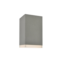 Picture for category Avenue Lighting AV9888-SLV Outdoor Wall Sconces Siler Aluminum/Acrylic Signature