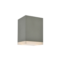 Picture for category Avenue Lighting AV9889-SLV Outdoor Wall Sconces Siler Aluminum/Acrylic Signature