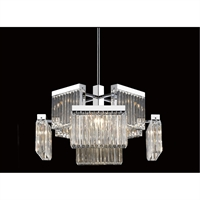 Picture for category Avenue Lighting HF4008-PN Chandeliers Polished Nickel Broadway