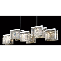 Picture for category Avenue Lighting HF4010-PN Chandeliers Polished Nickel Broadway