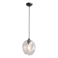 Picture for category Avenue Lighting HF8141-DBZ-CL Pendants Dark Bronze Iron/Aluminum/Glass Sonoma Ae