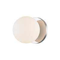Picture for category Bathroom Vanity 1 Light With Polished Chrome Finish G9 Bulb Type 5 inch 25 Watts