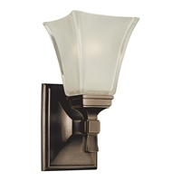 Picture for category Bathroom Vanity 1 Light With Old Bronze Finished A19 Bulb Type 6 inch 100 Watts
