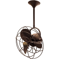 Picture for category Matthews Fan Company BD-BZZT-MTL Indoor Ceiling Fans Bronzette High Gauge Steel/Aluminum Bianca Direcional