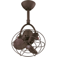 Picture for category Matthews Fan Company DI-TB-MTL Indoor Ceiling Fans Textured Bronze Diane