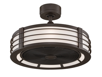Picture of Fanimation Fans FP7964OB Indoor Ceiling Fans Oil-Rubbed Bronze Beckwith