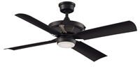 Picture for category Fanimation Fans FP7996BLBNW Indoor Ceiling Fans Black Pickett