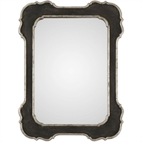 Picture for category Uttermost 09386 Mirrors Aged Black MDF/Mirror Bellano