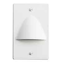 Picture for category RLA Kichler RL-121642 Outdoor Accessory White Step and Hall Lights