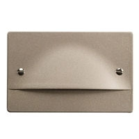 Picture for category RLA Kichler RL-121745 Outdoor Accessory Brushed Nickel Step and Hall Lights