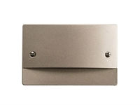 Picture for category RLA Kichler RL-121753 Outdoor Accessory Brushed Nickel Step and Hall Lights