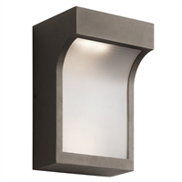 Picture for category Wall Sconces 2 Light With Textured Architectural Bronze Finish Aluminum Material 8 inch 56 Watts