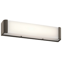 Picture for category Bathroom Vanity 2 Light With Olde Bronze Finish Steel Material 24 inch 120 Watts