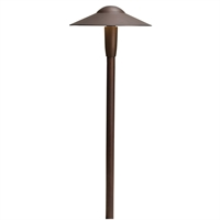 Picture for category Outdoor Pendant Light With Textured Architectural Bronze Tone Finish size 8 inch