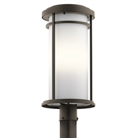 Picture for category Outdoor Post 1 Light With Olde Bronze Finish Aluminum Material Medium 10 inch 150 Watts